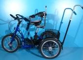 Tricicleta ortopedica second hand pentru copii Schuchmann 16/16