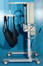 Elevator pentru ridicarea si transportul pacientilor second hand Heymer Hewo 130