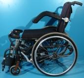 Scaun cu rotile cu verticalizare actionat electric Life Stand