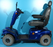 Scuter electric second hand Deluxe 12km/h