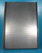 Rampa pentru scara din aluminiu