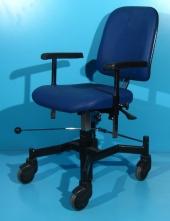 Scaun de birou ergonomic second hand pacient Meyra