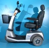Scuter electric cu 3 roti second hand Meyra Cityliner 312 - 6 km/h