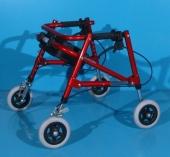 Cadru de mers cu roti din aluminiu copii second hand Otto Bock