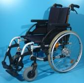 Scaun cu rotile din aluminiu Breezy / latime sezut 42 cm