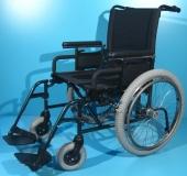 Scaun cu rotile second hand Quickie / latime sezut 55 cm maxim 295 kg