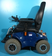 Carucior electric second hand Meyra Optimus 2 - 10 km/h