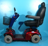 Scuter electric second hand WZ Exclusiv - 6 km/h