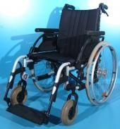 Scaun cu rotile din aluminiu second hand Breezy / latime sezut 48 cm